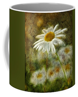 Daisies ... Again - P11at01 Coffee Mug by Variance Collections