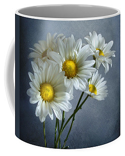 Daisy Bouquet Coffee Mug by Ann Lauwers