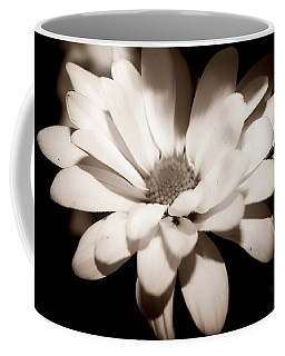 Daisy Coffee Mug by Debra Forand