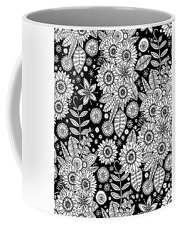 Daisy Mono Pop Coffee Mug