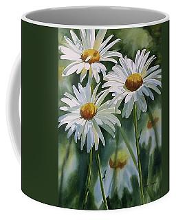 Daisy Trio Coffee Mug