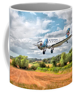 Dakota - Cleared To Land Coffee Mug