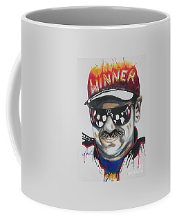 Dale Earnhardt Sr Coffee Mug