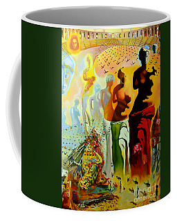 Dali Oil Painting Reproduction - The Hallucinogenic Toreador Coffee Mug