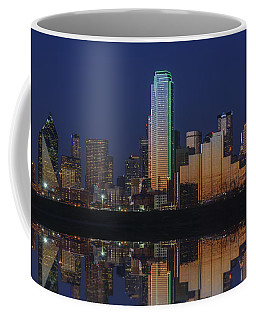 Dallas Aglow Coffee Mug