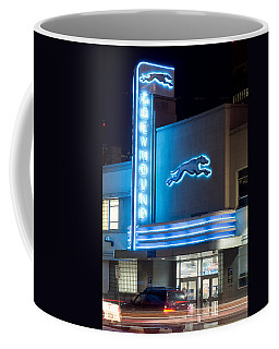Dallas Greyhound V2 020915 Coffee Mug