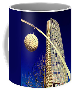Dallas Museum Tower Coffee Mug