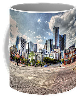 Dallas Near Farmers Market Coffee Mug