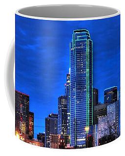 Dallas Skyline Hd Coffee Mug