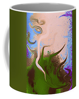 Dally With Dali Coffee Mug by Marcia Lee Jones
