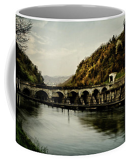 Dam On Adda River Coffee Mug