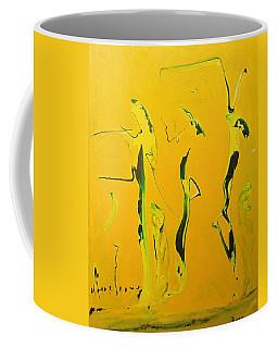 Dames Du Salon Francais Coffee Mug by Kicking Bear  Productions