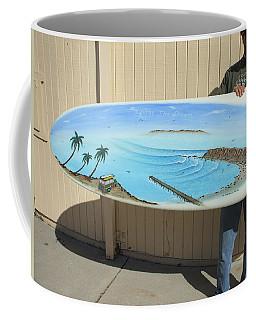 Dana Point 1950s Coffee Mug