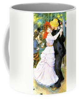 Dance At Bougival Coffee Mug
