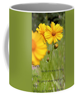 Dance Love Work 200509 Coffee Mug