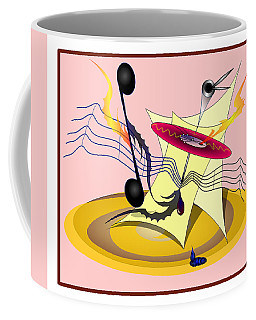 Dance Music Coffee Mug
