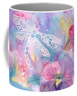 Dance Of The Dragonfly Coffee Mug