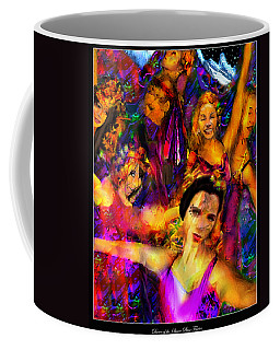 Dance Of The Sugar Plum Fairies Coffee Mug