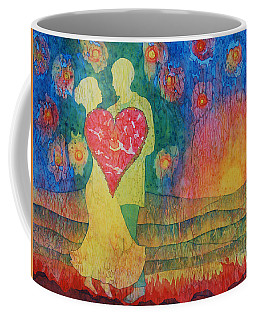 Danced Until Dawn Coffee Mug by Lynda Hoffman-Snodgrass