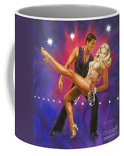Dancer's Fantasy Coffee Mug