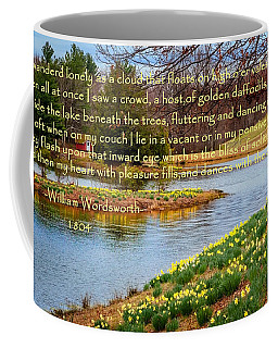 Dances With The Daffodils Coffee Mug
