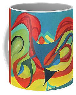 Dancing Child Coffee Mug
