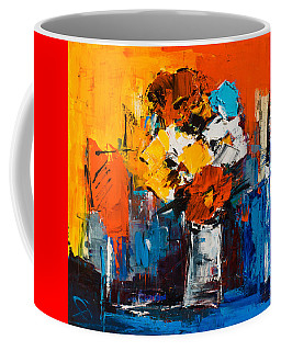 Dancing Colors Coffee Mug