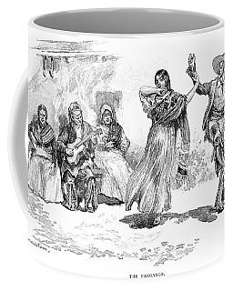Dancing Fandango Coffee Mug