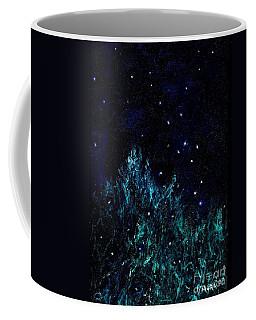 Dancing Fireflies Coffee Mug