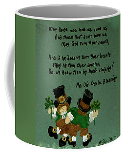 Dancing Folk Coffee Mug