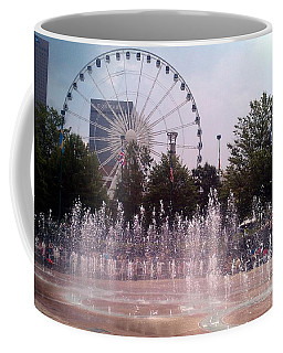 Dancing Fountains Coffee Mug