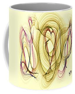 Dancing Heart Coffee Mug
