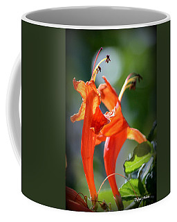 Coffee Mug featuring the photograph Dancing In The Moonlight by Debra Martz