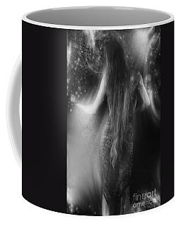 Dancing In The Moonlight... Coffee Mug by Nina Stavlund