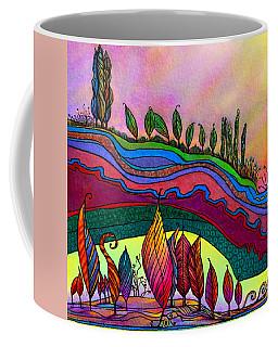 Dancing In The Sunshine Coffee Mug