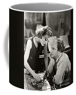 Dancing Lady 1933 Joan Crawford Larry Fine Coffee Mug