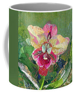 Dancing Orchid I Coffee Mug