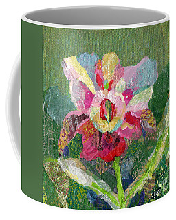 Dancing Orchid II Coffee Mug