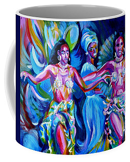 Dancing Panama Coffee Mug