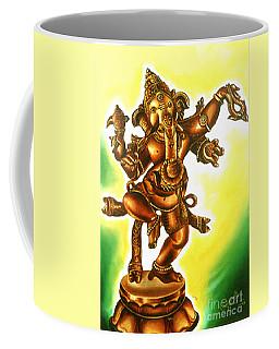 Dancing Vinayaga Coffee Mug