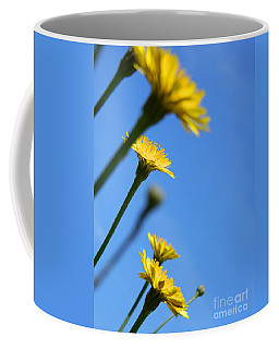 Dancing With The Flowers Coffee Mug