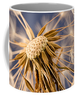 Dandelightful Coffee Mug by Don Schwartz