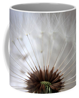 Dandelion Cross Section Coffee Mug