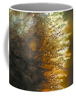 Dandelion Shine Coffee Mug