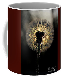Dandelion Sunrise - 1 Coffee Mug