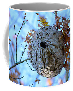 Coffee Mug featuring the photograph Danger Zone by Tikvah's Hope