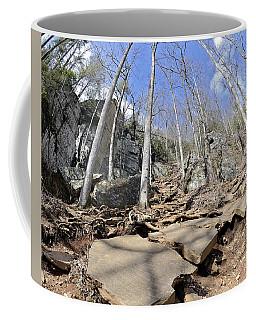 Dangerous Hiking Trail Coffee Mug