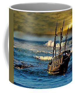 Dangerous Waters Coffee Mug