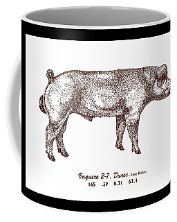 Danish Duroc Coffee Mug