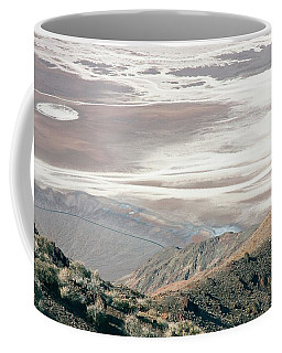 Coffee Mug featuring the photograph Dante's View #1 by Stuart Litoff
